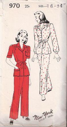 Fabulous pajamas