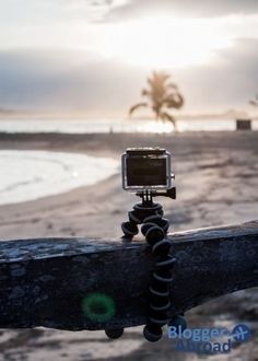 Sunset time lapse tips