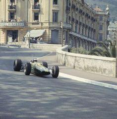 Jim Clark (Monaco 1967) by F1-history