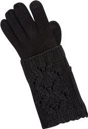 ROXY BONFIRE TEXTING GLOVES > Womens > Accessories > Beanies & Gloves | Swell.com