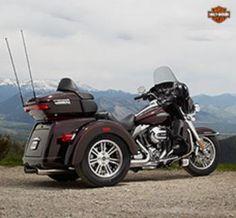 Harley-Davidson recalls Trike motorcycles