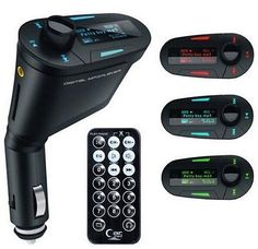 2016 Newest Car MP3 Player Wireless FM Transmitter Modulator  With Remote Backit - http://electronics.goshoppins.com/portable-audio-headphones/2016-newest-car-mp3-player-wireless-fm-transmitter-modulator-with-remote-backit/