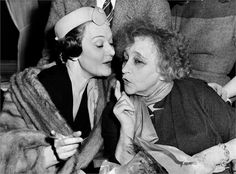 avec Edwige Feuillere 1954