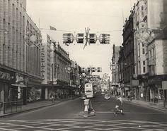 Northumberland Street 1966