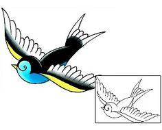 Traditional Tattoos LGF-00339 Created by Levi Greenacres