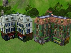 AussomeDays@MTS  - CaSTable RabbitHole Replacements #Sims3