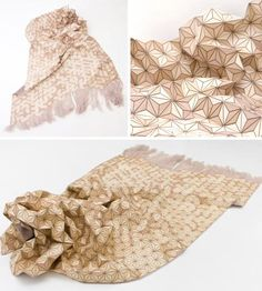 triangle wooden sheet that creates amazing 3-d pattern