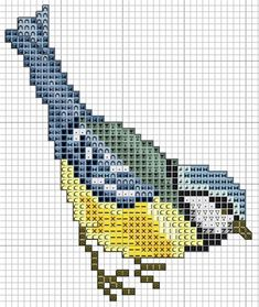 Brilliant Cross Stitch Embroidery Tips Ideas. Mesmerizing Cross Stitch Embroidery Tips Ideas. Cross Stitch Bird, Cross Stitch Animals, Cross Stitch Charts, Cross Stitch Designs, Cross Stitching, Cross Stitch Embroidery, Embroidery Patterns, Cross Stitch Patterns, Tapestry Crochet