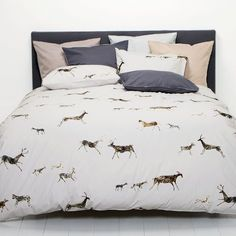 """Christian Fischbacher bed linen """"Lascaux"""""""