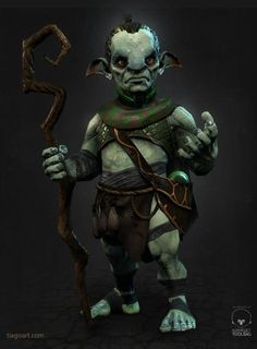 gnome - personal work - CG Gallery - Computer Graphics Forum