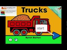 Byron Barton has a whole series of his books made into apps.  Might work well for a storytime?
