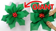 Large Christmas Decoration: DIY Giant Hollyberry
