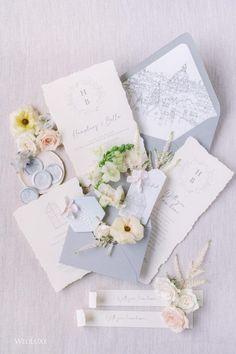 Romantic Wedding Stationery, Wedding Stationery Inspiration, Luxury Wedding Invitations, Wedding Invitation Suite, Wedding Inspiration, Invitation Design, Invitation Cards, Wedding Paper, Wedding Cards