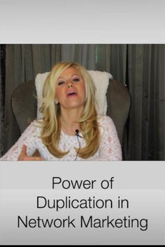 How to create systems in MLM and network marketing to start new distributors strong, and enforce duplication in network marketing. Sarah Robbins