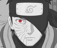 Uchiha Obito.  One of my favs :) #uchiha #obito