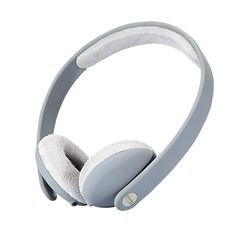 Wired metal headband headphones headset