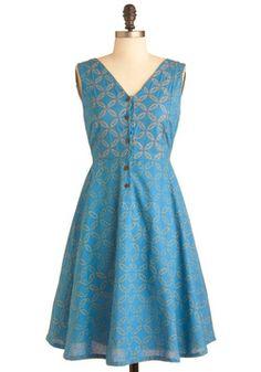 Follow the Sunshine Dress modcloth $97.99
