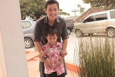 Me with little Brother bOy si Binggg..