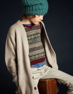 farisle sweater
