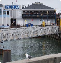 Fisherman's Wharf & Fleet Week.San Fransisco blog post