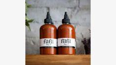 Filfil No.7 - All Natural Garlic Hot Sauce