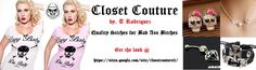 https://sites.google.com/site/closetcouture0/   Quality Stitches for Bad Ass Bitches. Closet Couture by T Rodriguez. Hot & Cheap Biker Clothes & Jewelry for Men, Women, & Children. (biker chic,biker style,biker fashion,biker outfit,biker clothes,biker babe,biker lifestyle,biker look,outlaw,rings,lady biker,bikergear,motorcycle,skull)