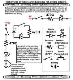 2N3904 NPN and 2N3906 PNP circuit schematic. Circuit simulates a ...