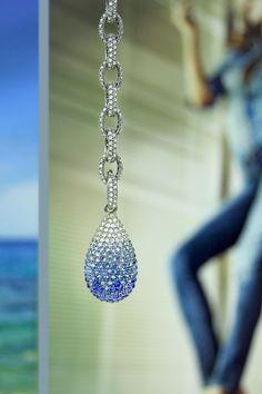 Salty drop of the sea Crystal Drop, Pendants, Sea, Crystals, Pendant, Crystals Minerals, Ocean, Crystal