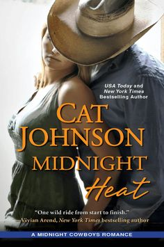 {Review} Midnight Heat by Cat Johnson