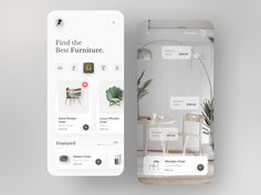 Furniture Product App by Sajon