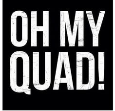 LOL! This is me when I have to raise my number of squats by 5.