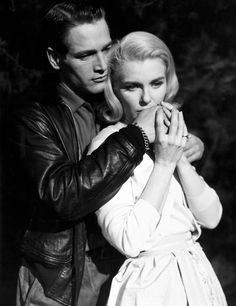 Paul Newman and Joanne Woodward - From the Terrace (1960)