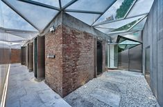 The Forbidden City Red-wall Teahouse / CutscapeArchitecture 北京紫禁城内太庙