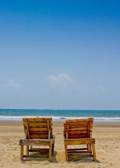 Mandrem Beach, Goa, India
