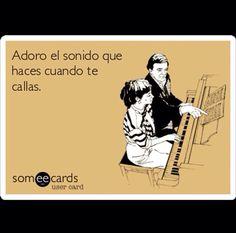 Adoro...