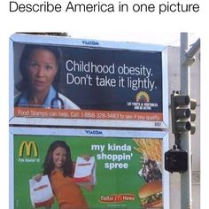 Childhood Obesity, Food Stamps, Best Funny Pictures, One Pic, America, Canning, Home Canning, Usa