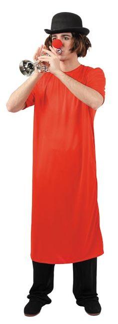 DisfracesMimo, disfraz de payaso fofito para hombre talla m/l.Compra tu disfraz barato y es perfecto para evocar aquellas tardes de circo televisivo donde los payasos de la tele nos hacían reir hasta no poder más. En Fiestas Temáticas.