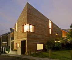 Great timber facade