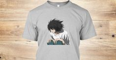 Discover L   Death Note T-Shirt from The Anime Animal, a custom product made just for you by Teespring. With world-class production and customer support, your satisfaction is guaranteed.