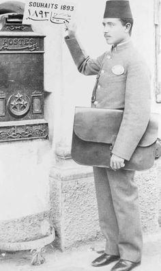 Postman , 1893