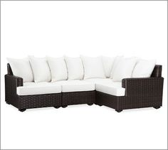 A nice big lounging couch!