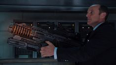 The death and life of 'Phil Coulson'. With 'The Avengers' Whedon took a character that was already working and made him 'ICONIC' (Joss Whedon's 6 Biggest Marvel Legacies) Avengers 2012, Avengers Movies, Marvel Movies, Gi Joe, Expanding Universe, Clark Gregg, Phil Coulson, Superhero Characters, Joss Whedon