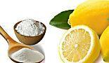 Cure de bicarbonate de soude et citron