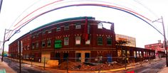 Panorama 1643_blended_fused small | The Demolition of a Land… | Flickr - http://ehood.us/2fRIhIA  The Demolition of a Landmark Willys-Overland Motor Company Building 1300 Block of Wood Street Philadelphia, PA Copyright © 2012, Bob Bruhin. All rights reserved. (via bruhinb.deviantart.com/art/Panorama-1643-blended-fused-38…)
