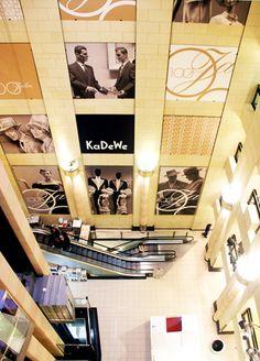 Shoppin Deluxe KaDeWe Berlin