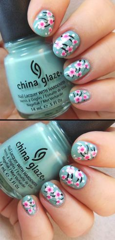 31 Nail Art Designs For Your Beach Vacation