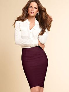 Origami Pencil Skirt | The pencil | Pinterest | Pink, ASOS and Skirts