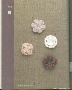 «Μίνι μοτίβο μοτίβο βελονάκι». Ιάπωνες Εφημερίδα της βελονάκι .. Συζήτηση για LiveInternet - Ρωσική Υπηρεσία online ημερολόγια