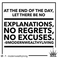 #Repost @modernwealthyliving with @repostapp If you make excuses you will never get to where you want to be in order to achieve success you have to be willing to do what the other 99% is not willing to do! Double tap if you're ready for success!!! For daily motivation and inspiration Follow @ModernWealthyLiving #Wealth #Life #Staymotivated #Business #Successquote #Mindset #Knowledge #Hustle #Goals #Grind #Inspire #Entrepreneur #Quote #Millionaire #Goals #Travel #Gentleman #Wordsofwisdom…
