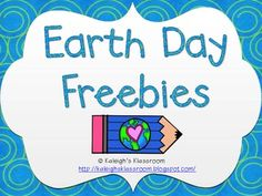 Earth Day is April 22nd! Here are two fun, engaging activities that you can use in your classroom. These activities can be used as centers/stations, or as individual work lessons.  1. Pencil Tips {A True or False Activity} Directions:  - Read each Earth Day pencil statement. - Decide whether it is true of false and place under that pencil heading. - Complete the worksheet by writing the statements you sorted in a box under the correction heading. - Answers included.  2.